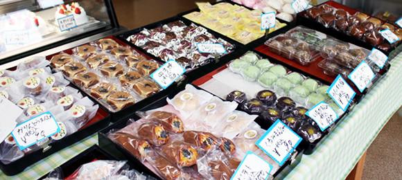 庄司菓子店とどら焼き